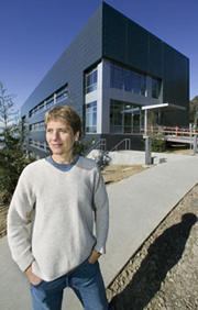 Carolyn Bertozzi is the director of Berkeley Lab�s Molecular Foundry.