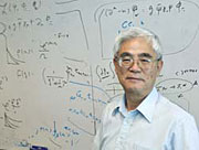 Harry Lee, Excited Baryon Analysis Center leader, is a joint Jefferson Lab and Argonne National Lab senior scientist.